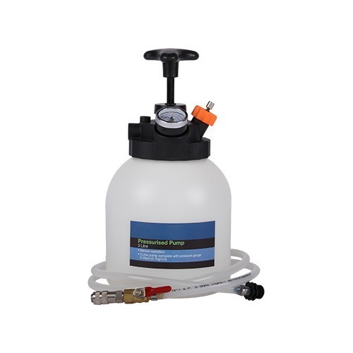 ATF Oil Dispenser c/w Adaptors