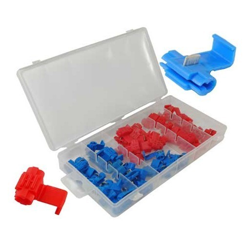 50-piece Branch Connector Set