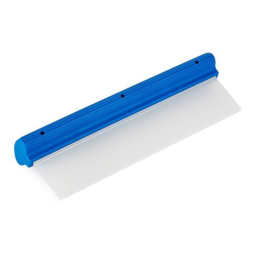 Silicone drying squeegee