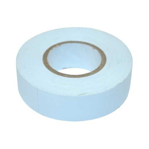 White PVC Insulation Tape 19mm x 20m