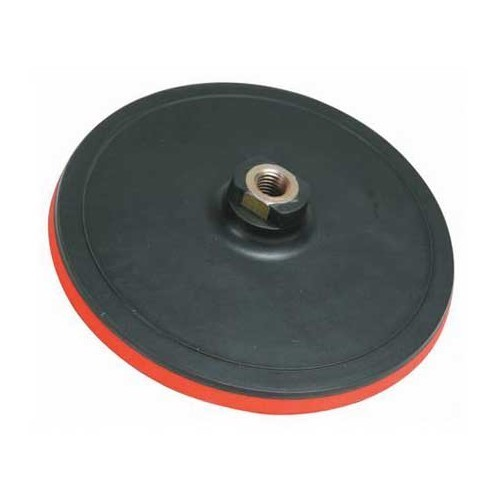 Self-attaching support plate - 125 x 2 mm