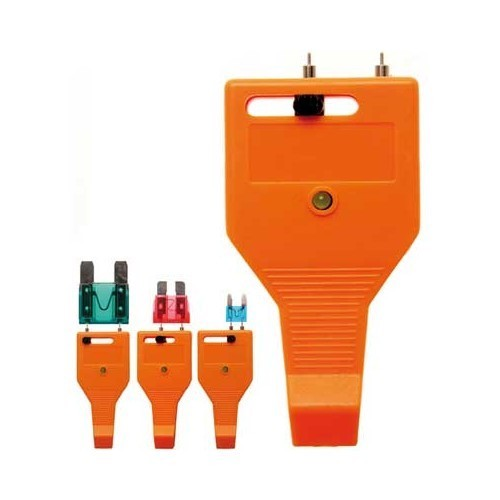 Car Fuse Box Tester : Fuse tester automotive tools mecatechnic
