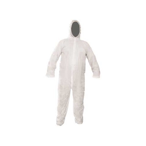 Disposable paint overalls - Size L