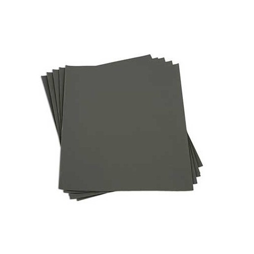 Abracs Wet & Dry Sheets P600 Pack 25