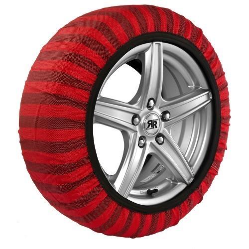 Chaussettes neige textile pneus 255//35R19