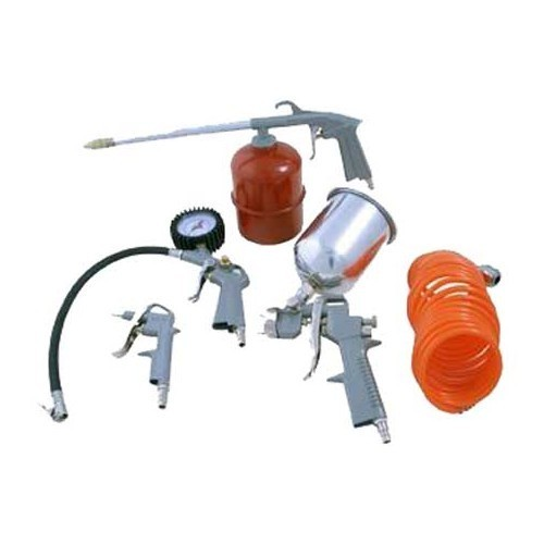 Pas cher air tool kit hand tools mecatechnic for Reduction mecatechnic