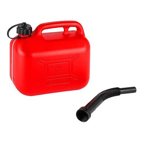 5 l petrol can with spout