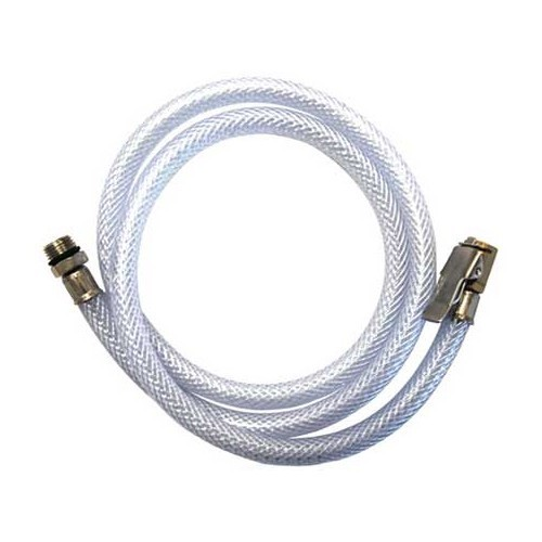 Replacement adapter hose for air inflator 100 cm hand for Reduction mecatechnic