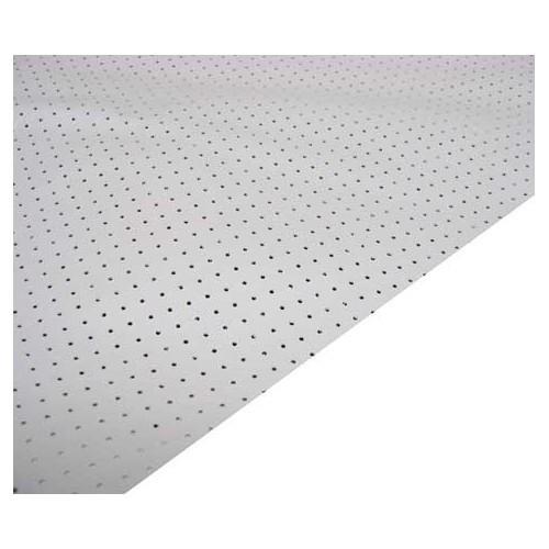 ciel de toit luxe en vinyle blanc cass perfor pour cox d couvrable 39 63 vw coccinelle mecatechnic. Black Bedroom Furniture Sets. Home Design Ideas