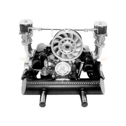 kit turbine porsche sur moteur type 4 mecatechnic. Black Bedroom Furniture Sets. Home Design Ideas