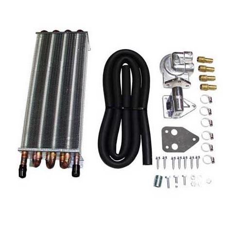radiateur suppl mentaire circuit huile vw transporter t3 pi ces pour transporter t3. Black Bedroom Furniture Sets. Home Design Ideas
