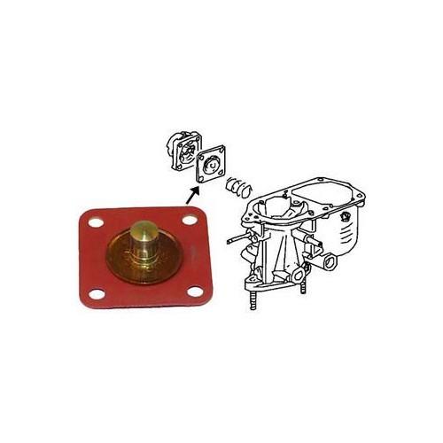Membrane De Pompe De Reprise Pour Carburateur Solex