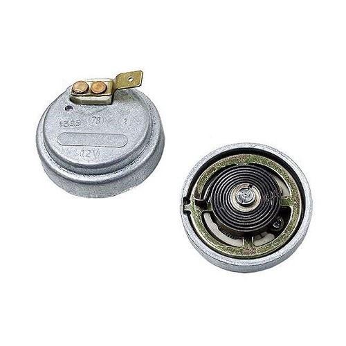 Electric starter 12 V for Solex carburetor