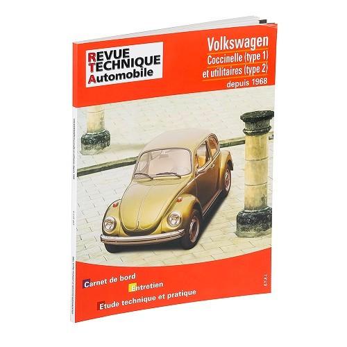 revue technique automobile pour vw coccinelle combi mecatechnic. Black Bedroom Furniture Sets. Home Design Ideas