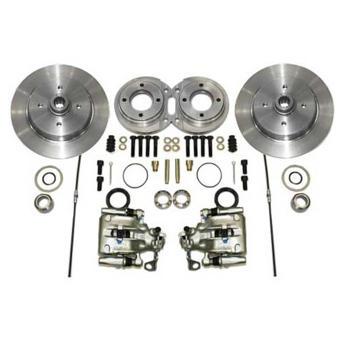 cambio de tambores por discos VH40000
