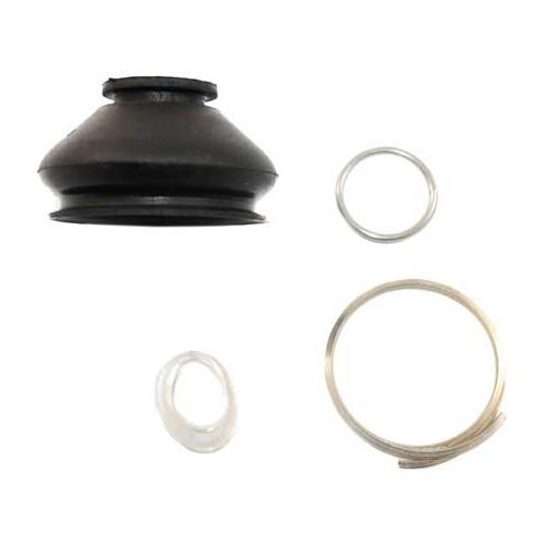Soufflet de remplacement pour rotule de suspension supérieure 3663878223710}