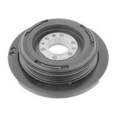 Damper pulley for BMW E36, E34