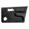 panneau de porte avant droit en cuir noir pour golf 3 4 portes 1h4867012bgcnn 1h4 867 012 bg. Black Bedroom Furniture Sets. Home Design Ideas