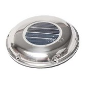 Chrome solar roof fan / 79.00 € ATI