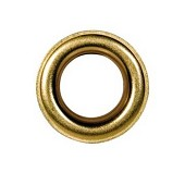 Pack of 10 eyelets, Ü 14 mm / 12.00 € ATI
