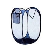 Compact and foldable laundry basket / 13.00 € ATI