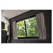 Cortinas de cristal lateral central para VW T5 / 149,00 € C/IVA