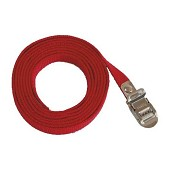 FIAMMA red SECURITY STRIP belt - CARRY BIKE - l: 200 cm - For campervan and caravan bike carriers. / 7.00 € ATI