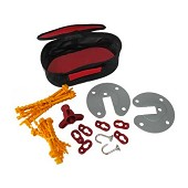 FIAMMA AWNING PEGS kit to be screwed to the ground for ground mat and Privacy Room / 35.00 € ATI