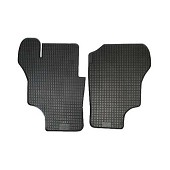 2 rubber cab floor mats for Transporter / 65.90 € ATI
