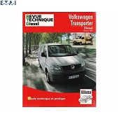 Car technical review for Volkswagen Transporter 90-> / 29.50 € ATI