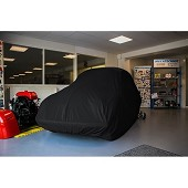 Coverlux indoor cover for Porsche 911 and 912 Coupé and Cabriolet - Black