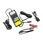 AccuMate automatic charger for 6 V/12 V batteries