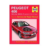 Haynes technical guide for Peu