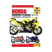Haynes technical guide for Honda CBR900RR FireBlade (00 - 03)