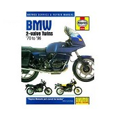 Technical guide for BMW twins 2-valve from 70 to 96