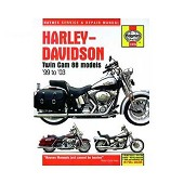 Haynes technical guide for Harley Davidson Twin Cam 88 from 99 to 03