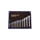 12-piece Combination Spanner Set, 6-22 mm / 14.90 € ATI