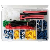 Electrical Connecter Kit 338pc / 28.00 € ATI